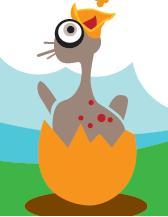 kladdkaka vogel